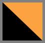 Core Black/Core Black/Orange