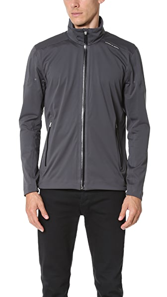Porsche Design Sport by Adidas Functional Rain Jacket