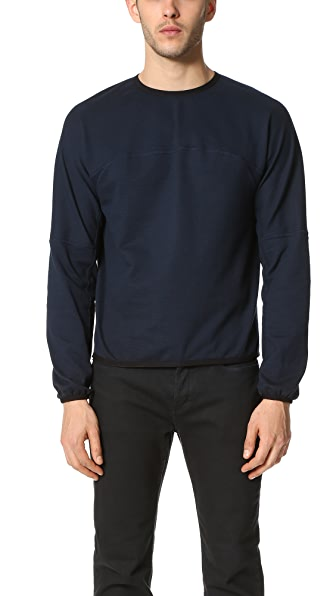 Patrik Ervell Technical Sweatshirt