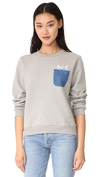 Paul & Joe Sister Street Sweatshirt