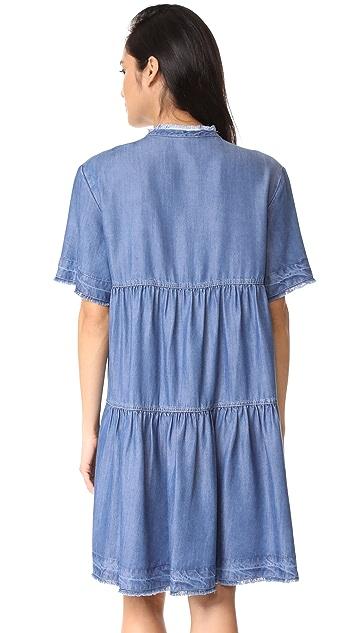 Paul & Joe Sister Lola Tiered Dress