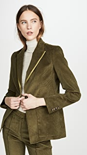 Pallas One Button Blazer
