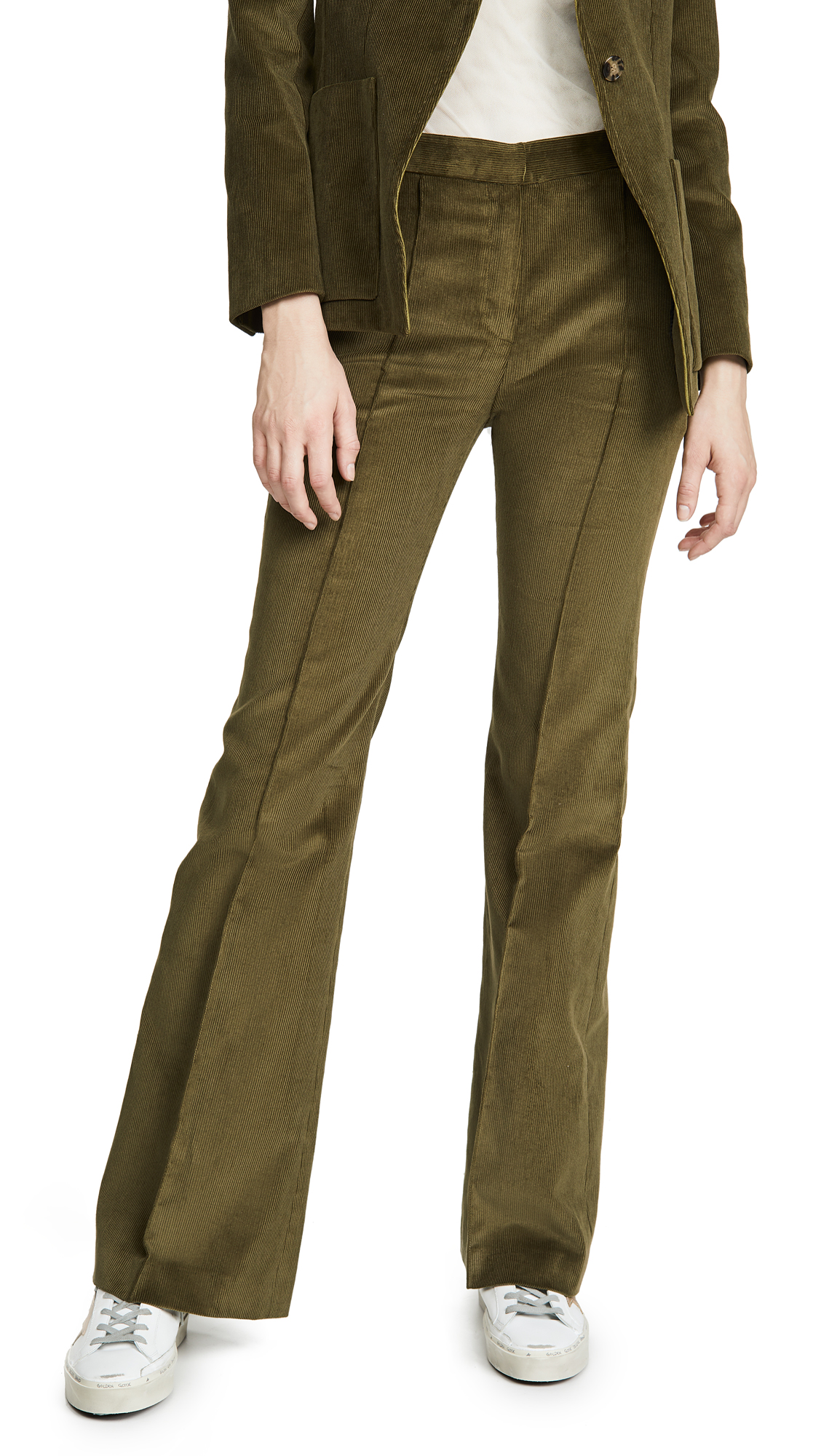 Buy Pallas online - photo of Pallas Straight Trousers