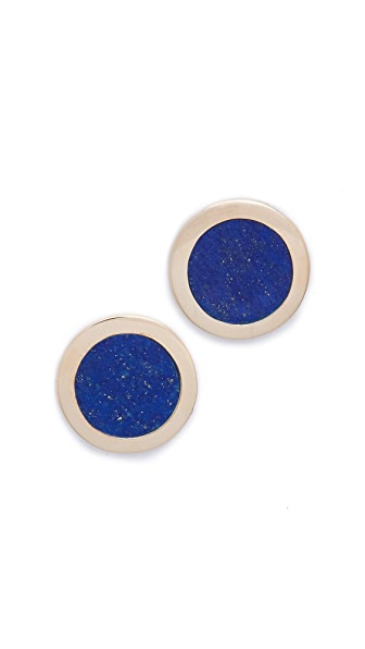 Pamela Love Crater Earrings