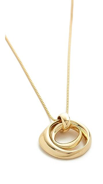 Pamela Love Kay Pendant Necklace