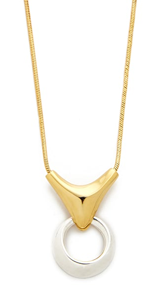 Pamela Love Kendrick Pendant Necklace