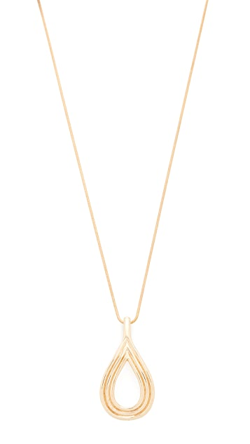 Pamela Love Arco Pendant Necklace