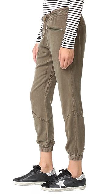 Pam & Gela Zip Pants