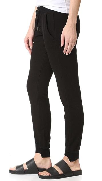 Pam & Gela Step Hem Sweatpants