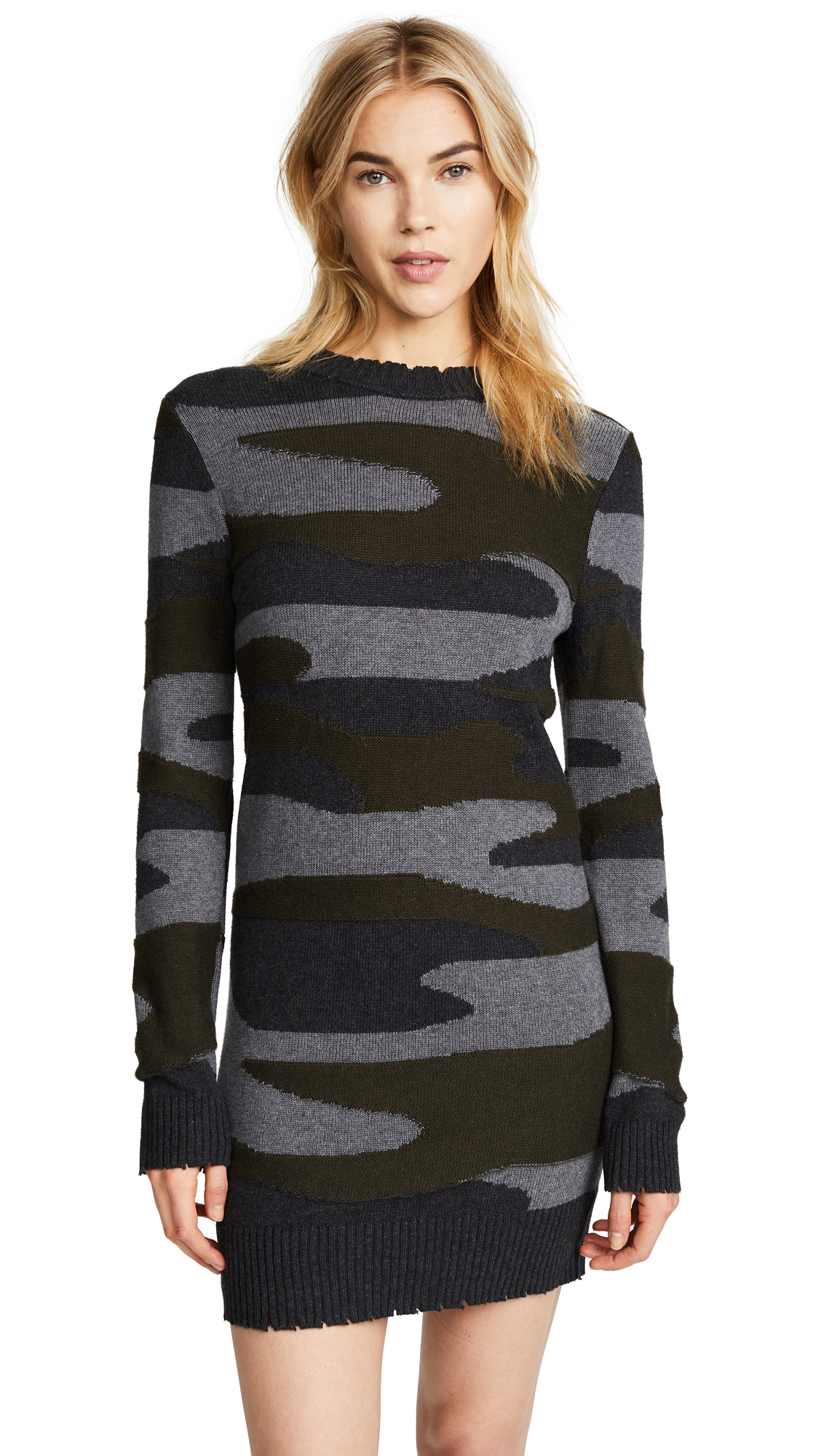 Pam & Gela Bondage Sweater Dress
