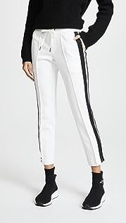 Pam & Gela Спортивные тренировочные брюки с полосками