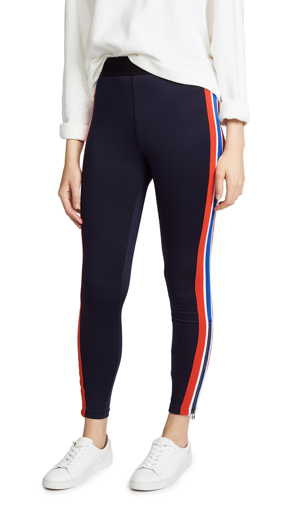 SPORT STRIPE LEGGINGS