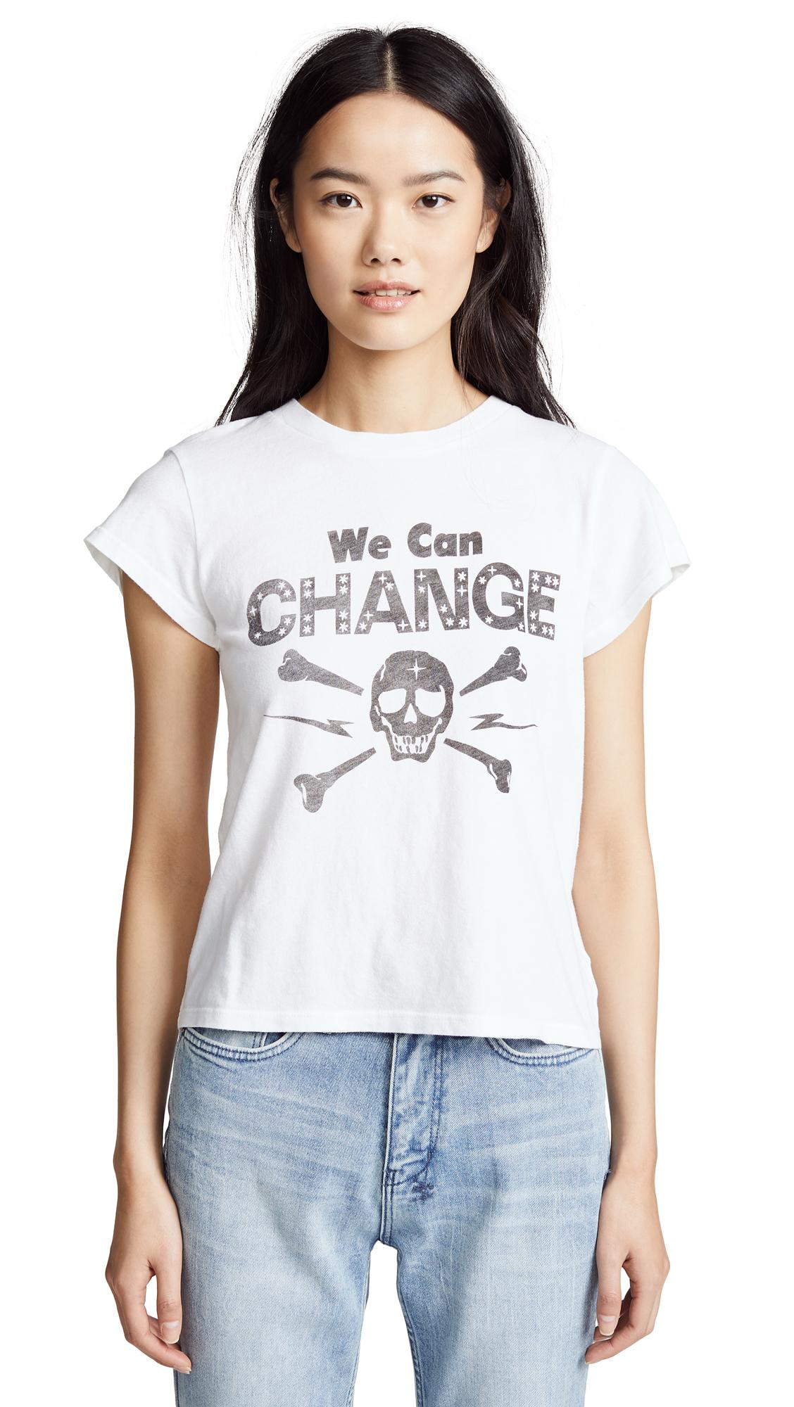 WE CAN CHANGE TEE