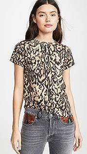 Pam & Gela Ocelot T 恤