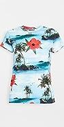 Pam & Gela Aloha 圆领 T 恤