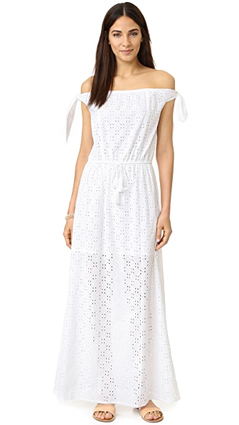 PAMPELONE Amalfi Maxi Dress