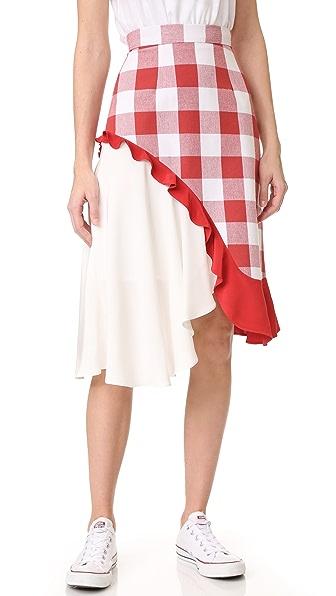 Pamplemousse Phoebe Skirt