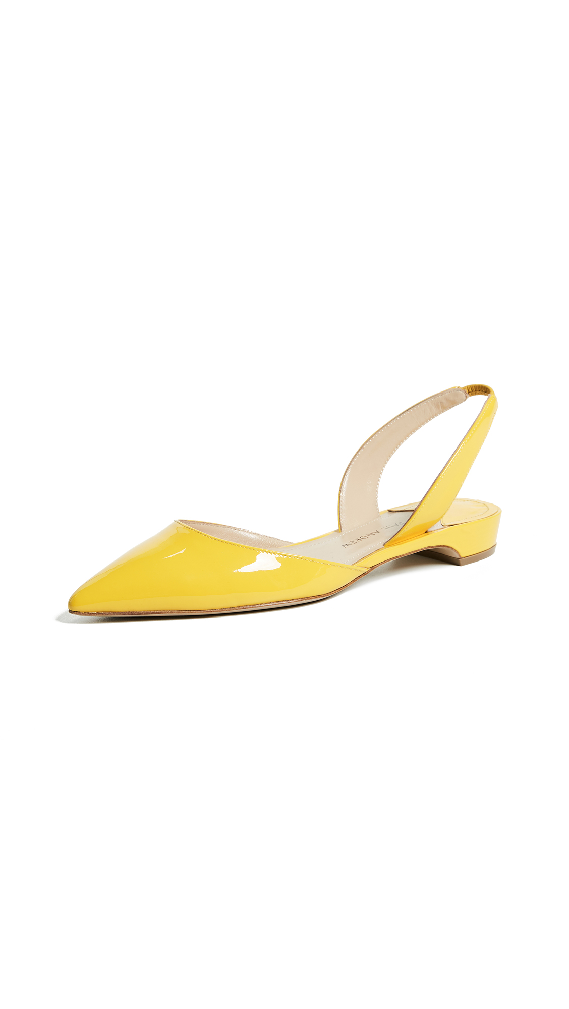 Paul Andrew Rhea Flats - Lemon