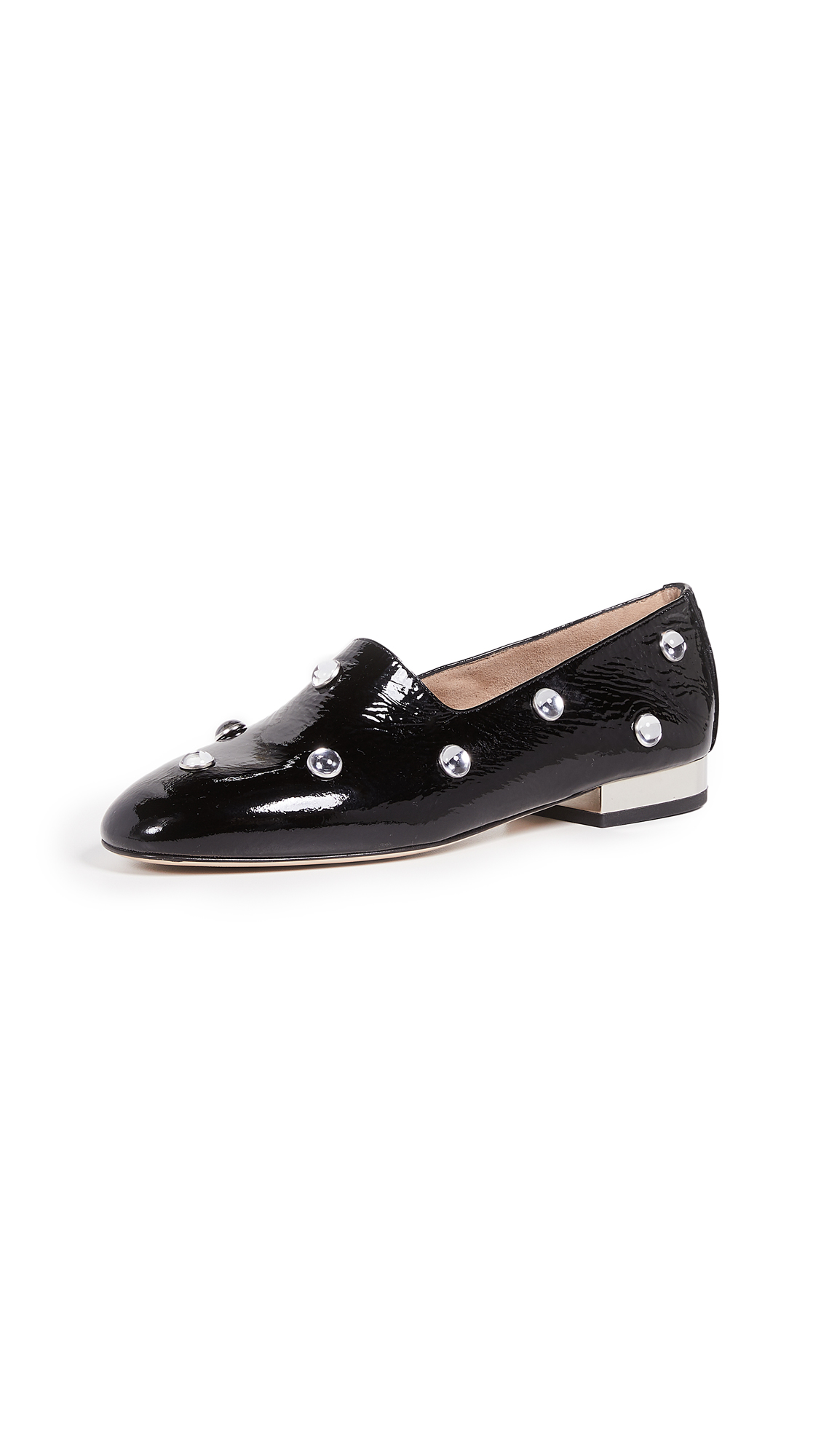 Paul Andrew Ive Stones Flats - Black