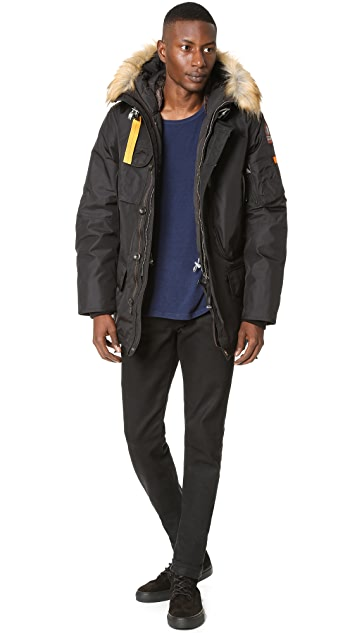 Parajumpers Kodiak Faux Fur Parka