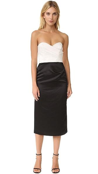 Parker Parker Black Eliana Dress