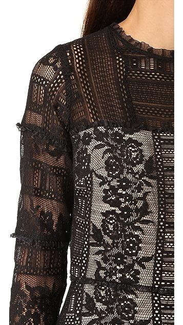 Parker Julie Combo Dress