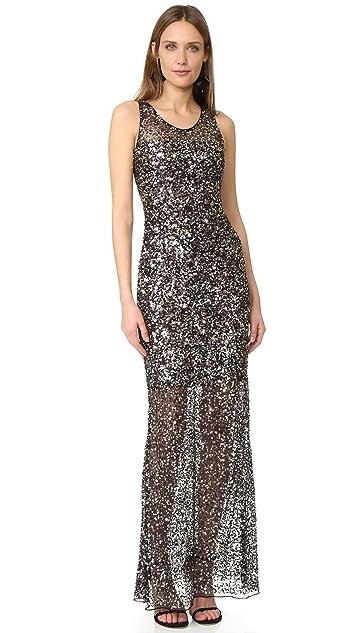 Parker Parker Black Tiffany Dress
