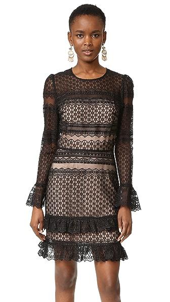 Parker Nadia Dress - Black