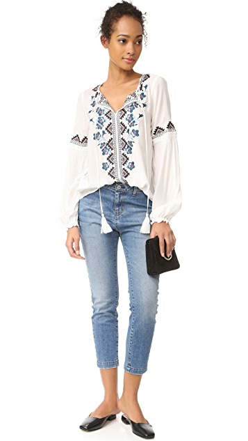 Parker Perry Blouse