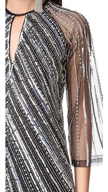 Parker Parker Black Sherri Dress
