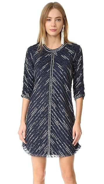 Parker Parker Black Petra Dress