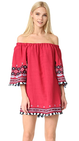Parker Mikalia Cover Up Dress