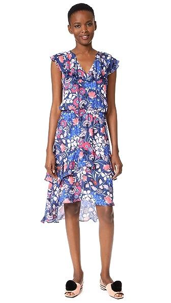 Parker Sistine Combo Dress - Rosebay