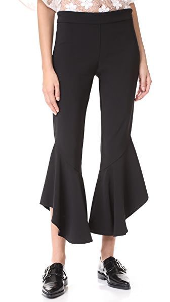 Parker Zizi Pants In Black
