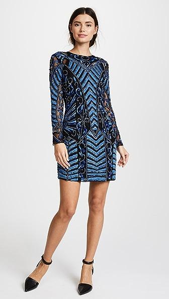 Parker Black Isabelle Dress