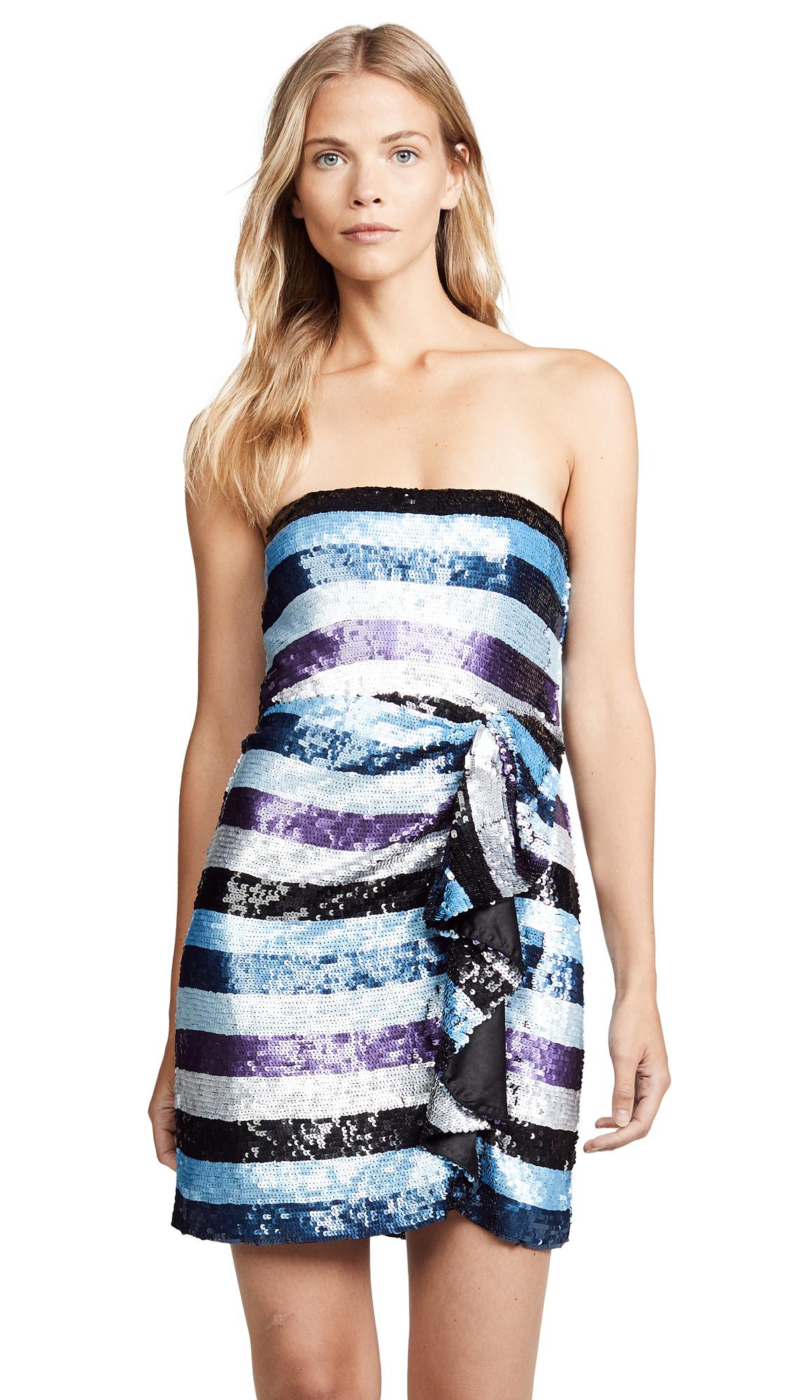 Parker Bardot Dress