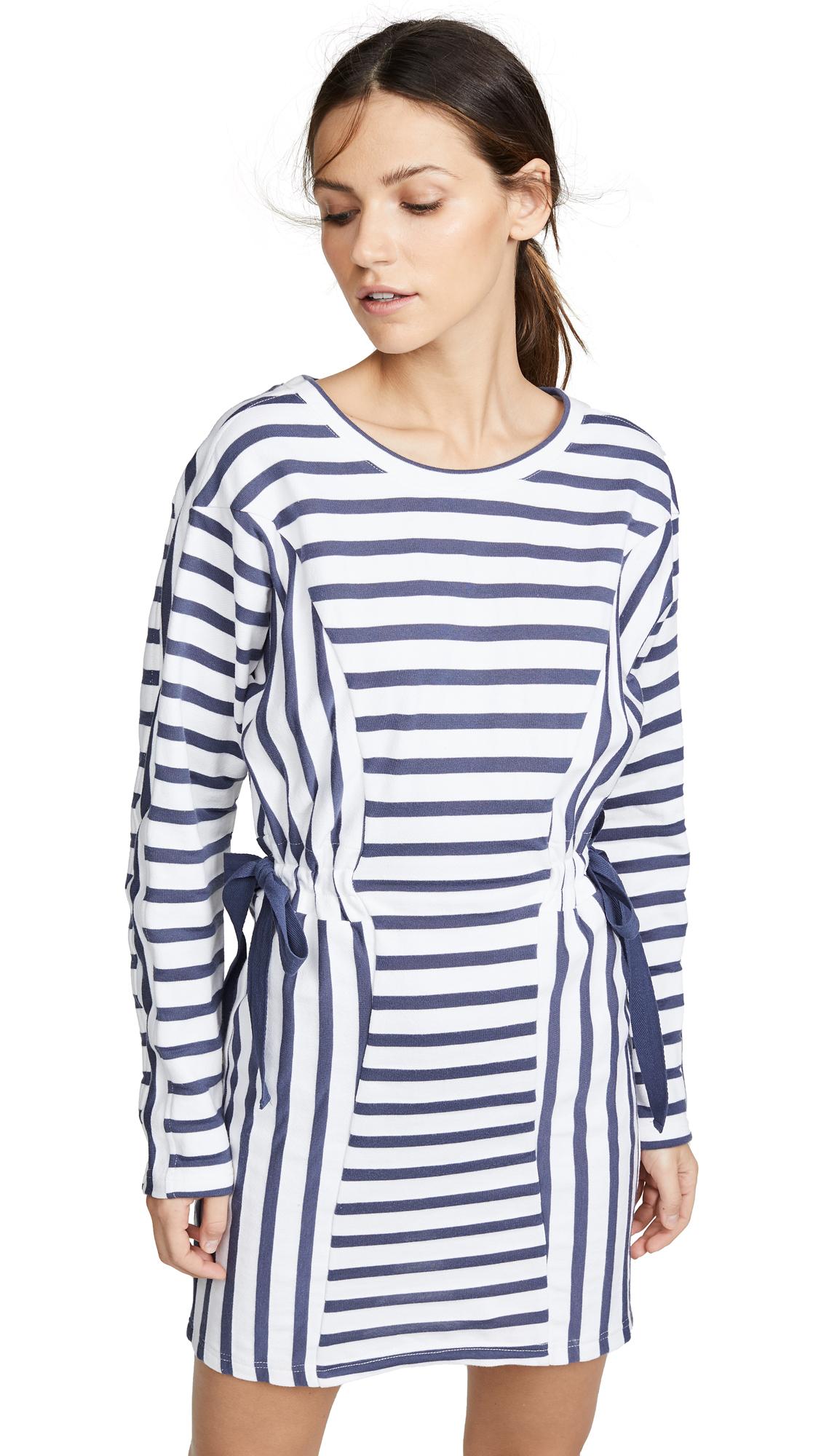 Parker Weekend Shauna Dress - Navy Stripe
