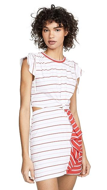 Parker Weekend Island Combo Dress