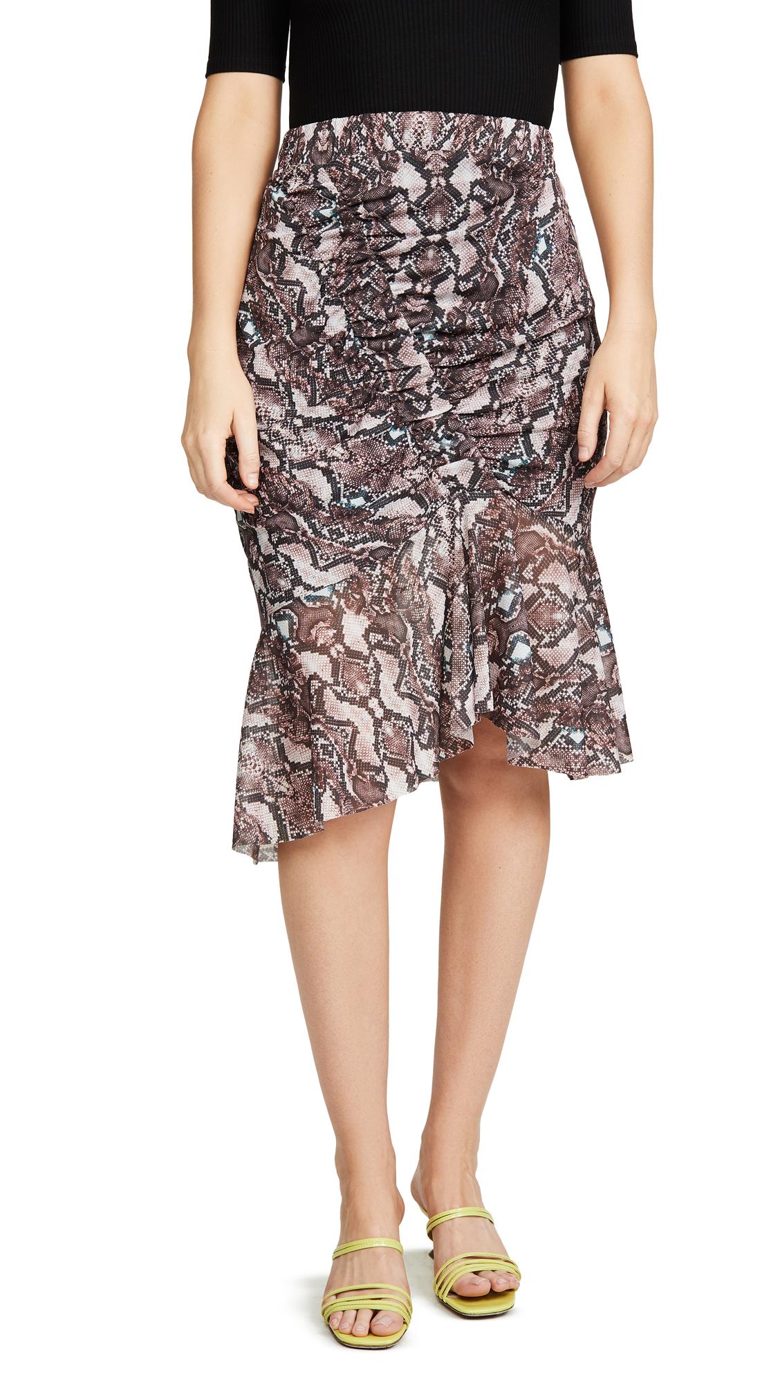 Buy Parker online - photo of Parker Saffron Skirt