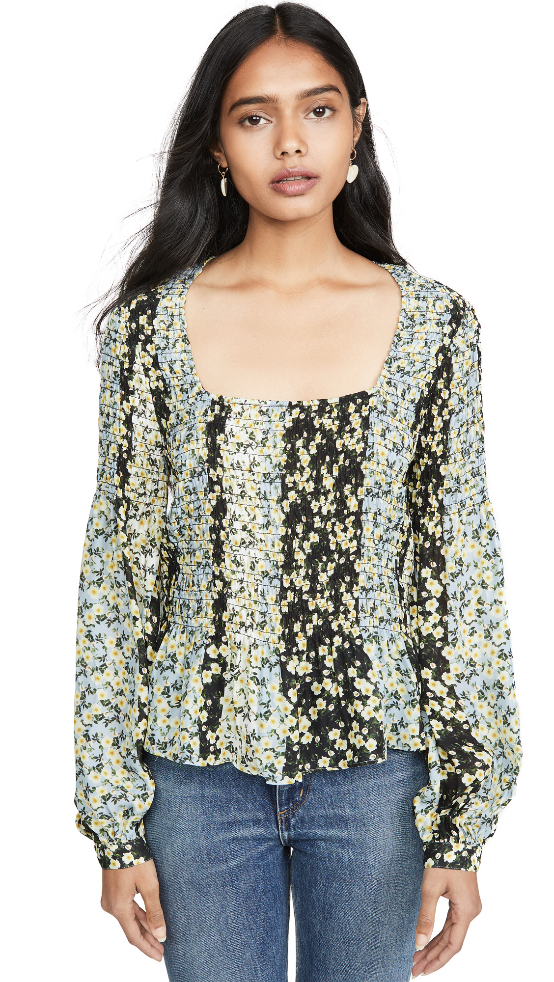 Buy Parker online - photo of Parker Dara Blouse