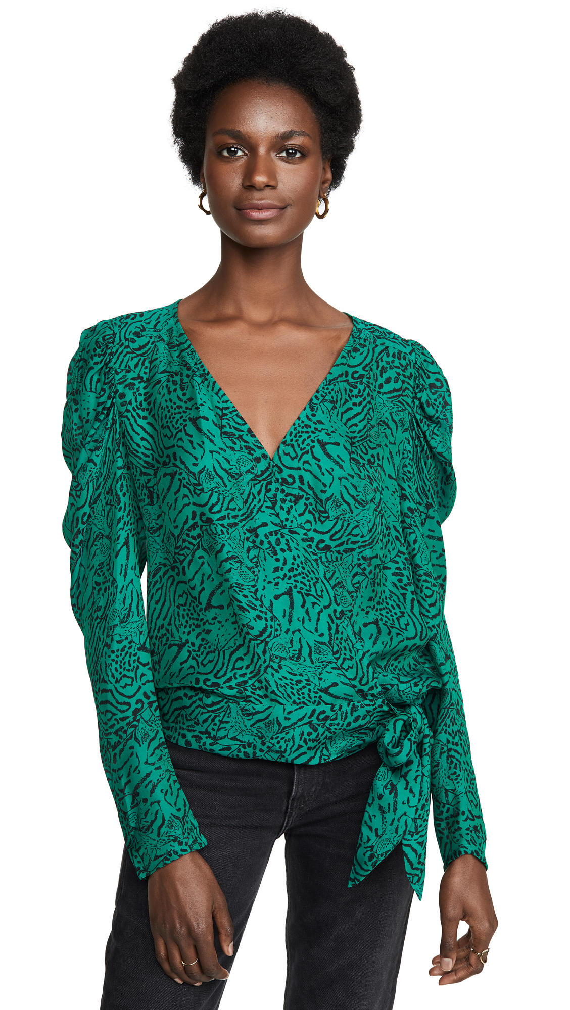 Buy Parker online - photo of Parker Arya Blouse