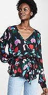 Parker Alyssa 女式衬衫