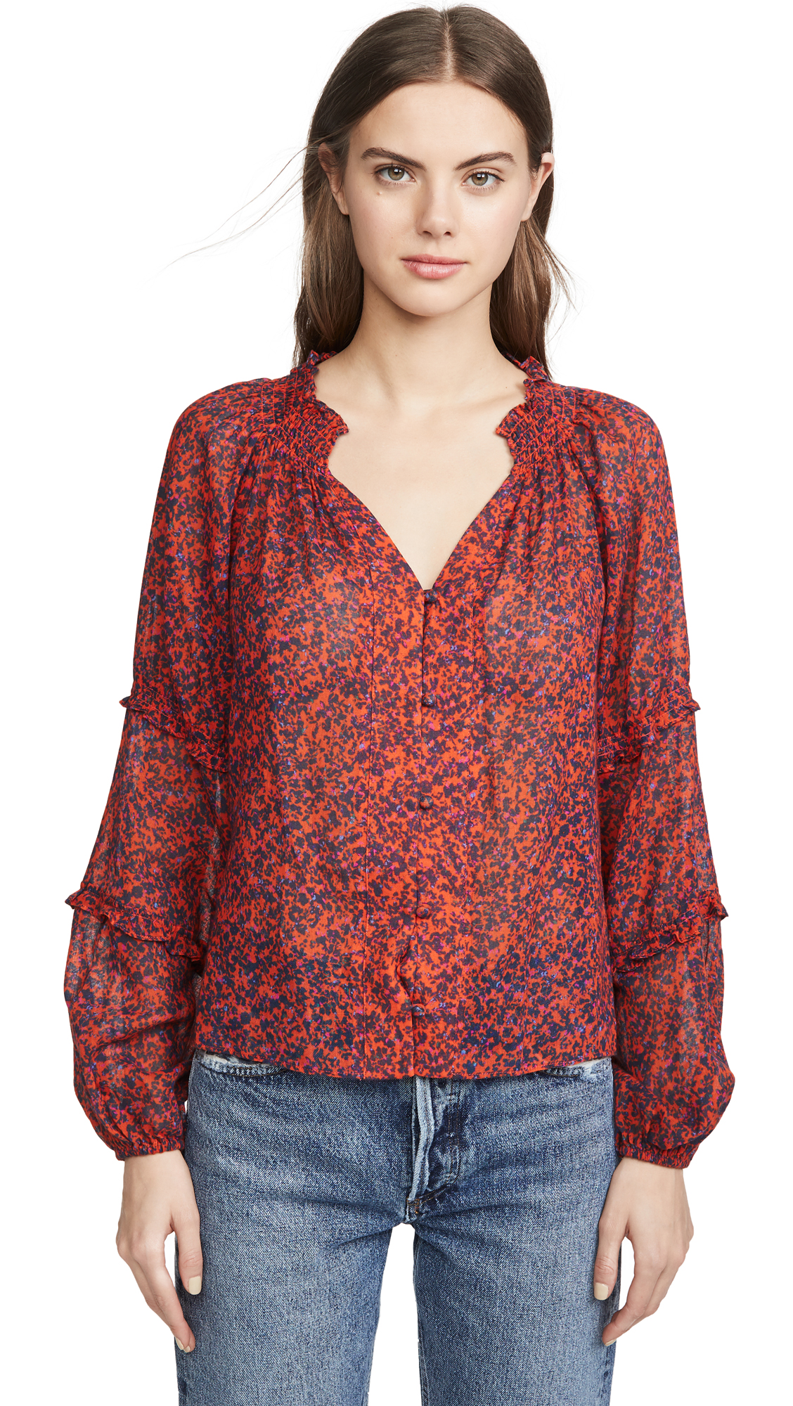 Buy Parker online - photo of Parker Emanuel Blouse