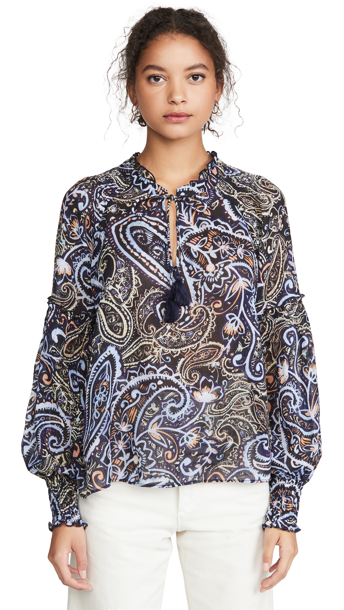 Buy Parker online - photo of Parker Terri Blouse