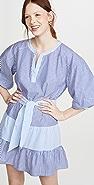 Parker Jenna Combo Dress
