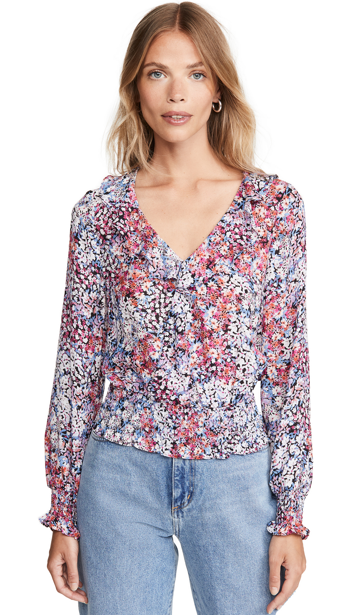 Buy Parker online - photo of Parker Quincy Blouse