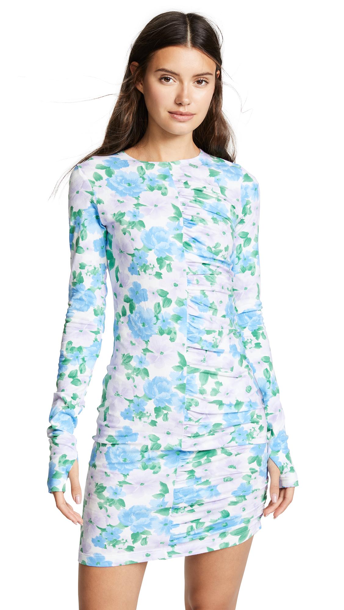 Paskal Long Sleeve Cocoon Dress