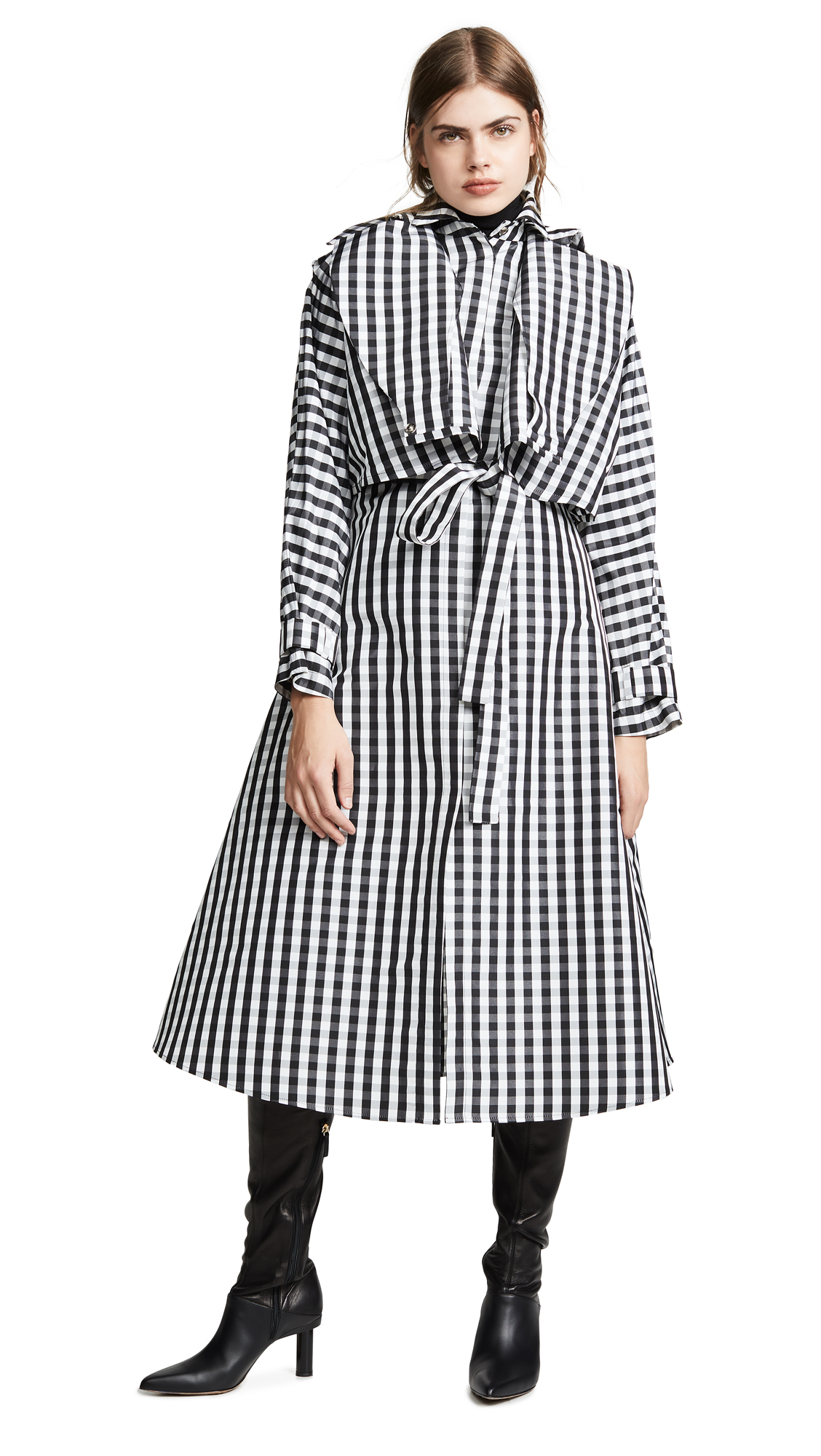 Photo of Paskal Belted Trench Coat - buy Paskal jackets online