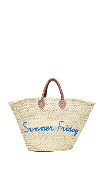 Poolside Bags Summer Friday Tote