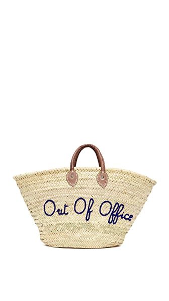 Poolside Bags Out Of Office Tote - Navy